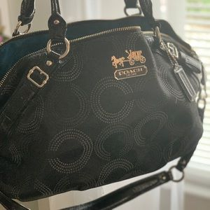 Used Genuine Coach purse